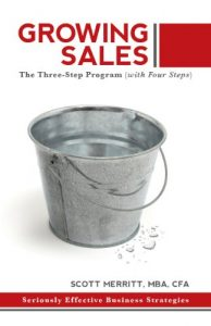Growing Sales book